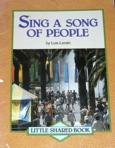 9780316520706: Sing a Song of People