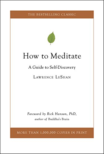 9780316521550: How to Meditate: A Guide to Self-Discovery