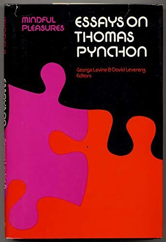 9780316522304: Title: Mindful pleasures Essays on Thomas Pynchon