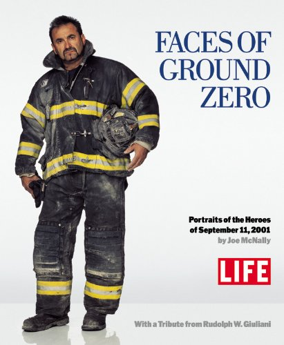 9780316523707: Faces of Ground Zero: Portraits of the Heroes of September 11, 2001