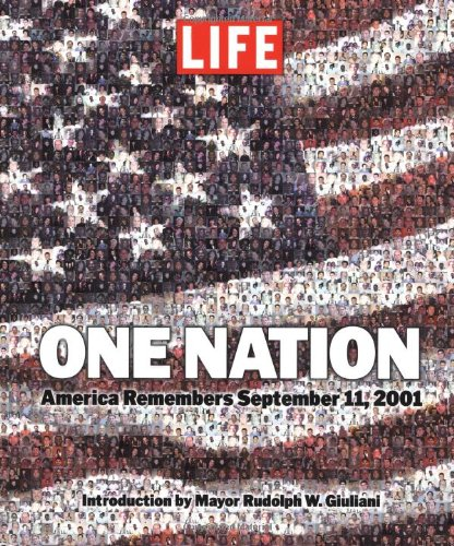 9780316525404: One Nation: America Remembers September 11, 2001