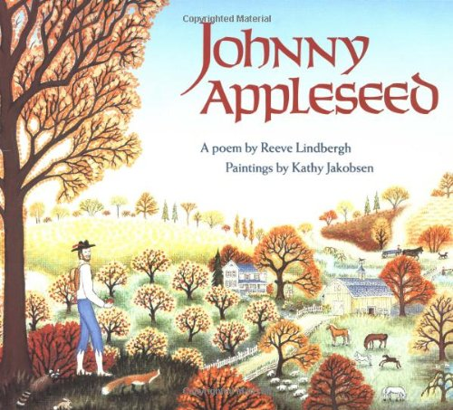 9780316526340: Johnny Appleseed: A Poem
