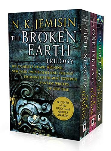 9780316527194: The Broken Earth Trilogy: The Fifth Season, The Obelisk Gate, The Stone Sky