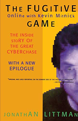 9780316528696: The Fugitive Game: Online with Kevin Mitnick