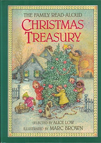 9780316533713: Family Read-Aloud Christmas Treas