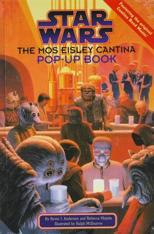 9780316535113: The Mos Eisley Cantina Pop-up Book