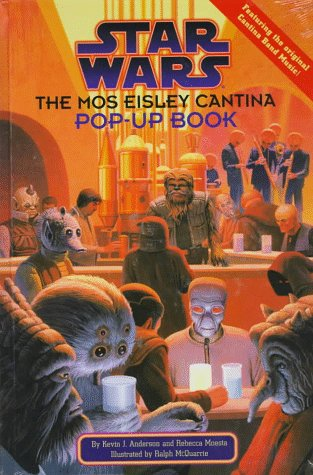 Star Wars: The Mos Eisley Cantina Pop-Up Book