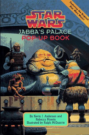 Jabba's Palace Pop-up Book (Star Wars)