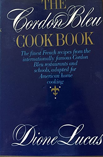 9780316535182: Title: The Cordon Bleu Cook Book