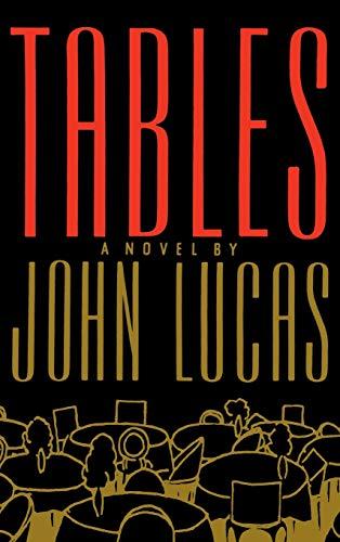 9780316535199: Tables: A Novel