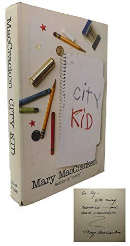 9780316541862: City Kid