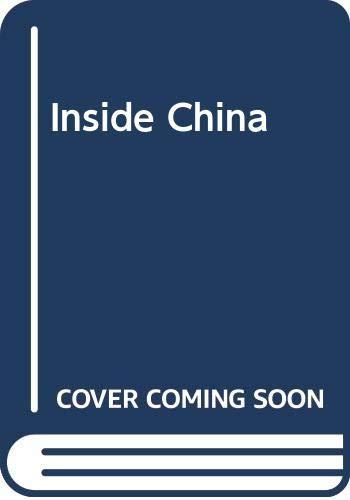 Inside China: Malcolm MacDonald, William