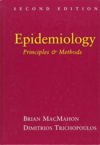 9780316542227: Epidemiology: Principles and Methods