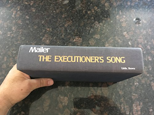 The Executioner's Song (First Edition)