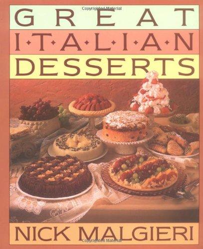 9780316545198: Great Italian Desserts