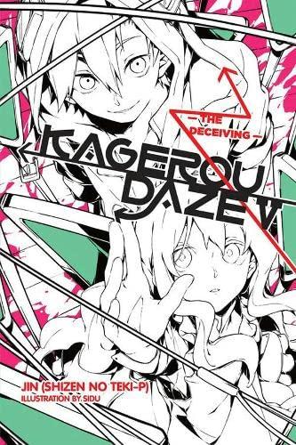 9780316545280: Kagerou Daze, Vol. 5 (light novel): The Deceiving