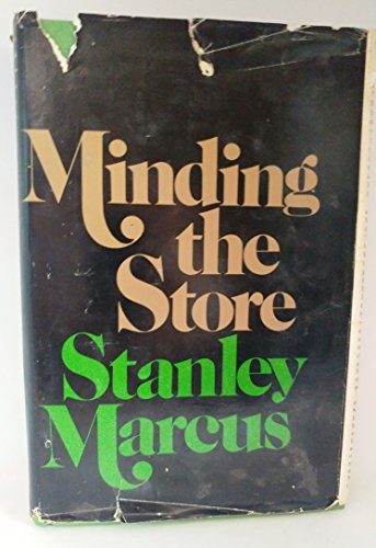 Minding The Store: Marcus, Stanley