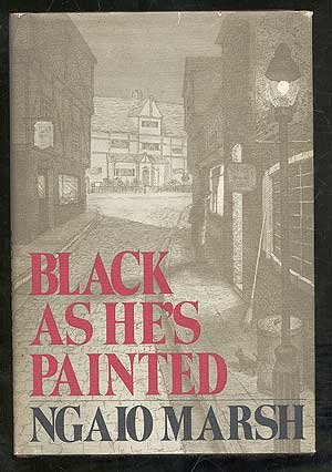 9780316546669: Black as he's painted
