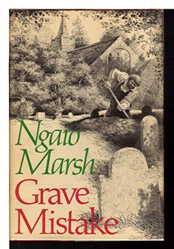 9780316546713: Grave Mistake