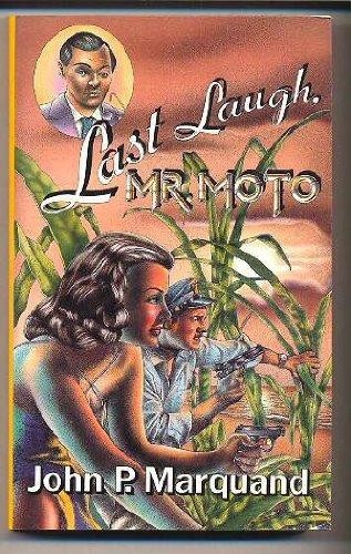9780316547055: Last Laugh, Mr. Moto
