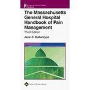 9780316549462: Massachusetts General Hospital Handbook of Pain Management