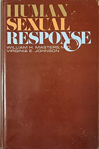 9780316549875: The Human Sexual Response