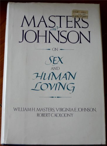 9780316549905: Masters and Johnson on Sex and Human Loving