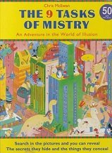 9780316555234: The 9 Tasks of Mistry: An Adventure in the World of Illusion