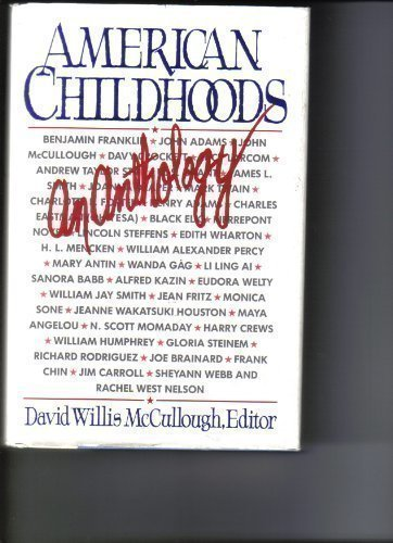 American Childhoods: An Anthology