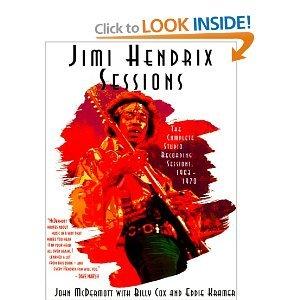 9780316555494: Jimi Hendrix Sessions: The Complete Studio Recording Sessions, 1963-1970
