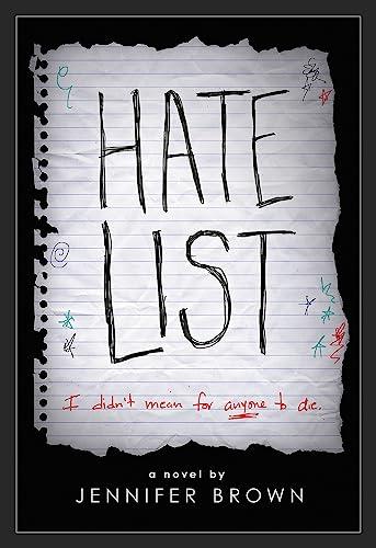 9780316556781: Hate List