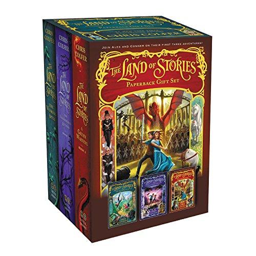 Land of Stories Paperback Gift set