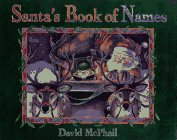 Santa's Book of Names: McPhail, David