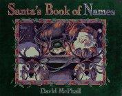 Santa's Book of Names: McPhail, David