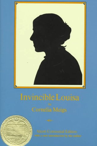 9780316565905: Invincible Louisa: The Story of the Author of Little Women
