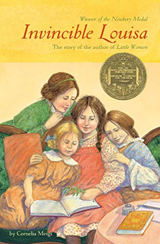 9780316565943: Invincible Louisa: The Story of the Author of Little Women