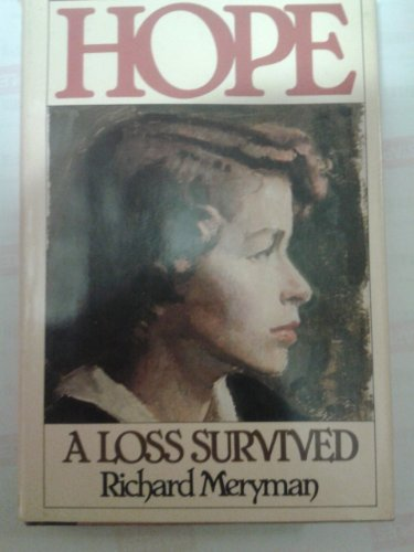 9780316567862: Hope: A Loss Survived