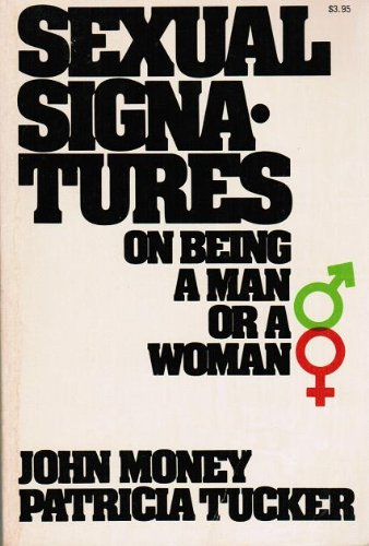 9780316578257: Sexual Signatures on Being a Man or a Woman