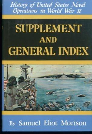 Supplement and General Index-Volume 15: Morison, Samuel Eliot