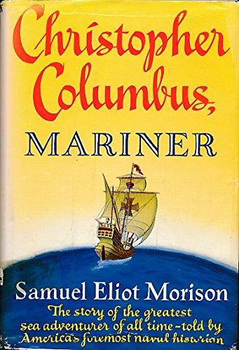 9780316583565: Christopher Columbus, Mariner