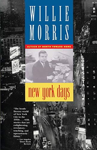 New York Days: Willie Morris