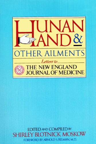 9780316585330: Hunan Hand and Other Ailments: Letters to the New England Journal of Medicine