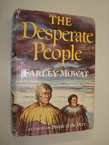 9780316586351: The desperate people