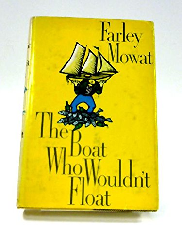 9780316586504: The Boat Who Wouldn't Float