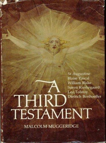9780316589208: A Third Testament