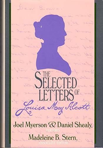9780316593618: Selected Letters Louisa Alcott