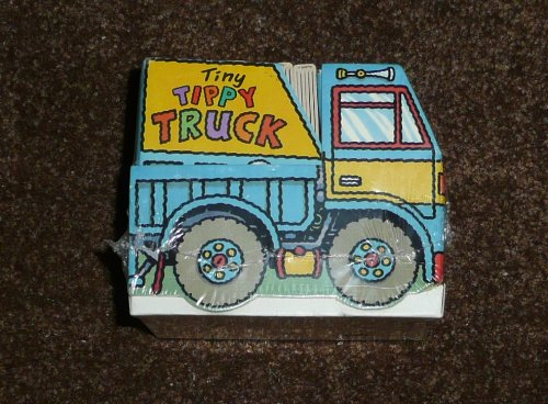 Tiny Tippy Truck Board Books (0316596884) by Ellis Nadler