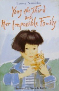 Yang the Third and Her Impossible Family: Lensey Namioka