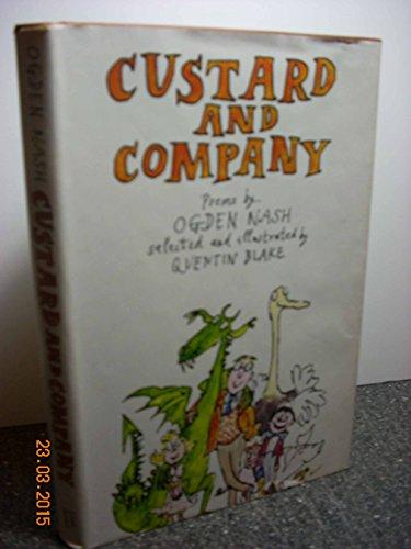 9780316598347: Custard and company: Poems