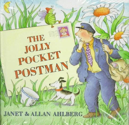 9780316602020: The Jolly Pocket Postman